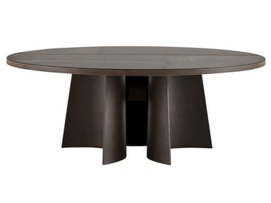 Round wooden table KENSINGTON | Round table
