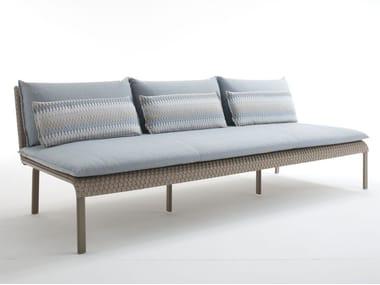 Modular 3 seater sofa KEY WEST   3 seater sofa