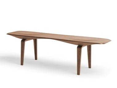 Walnut bench KG | Walnut bench