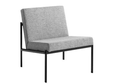 Fabric armchair KIKI | Fabric armchair