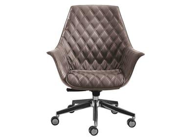Task chair with 5-Spoke base KIMERA | Task chair