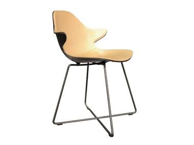Stuhl mit Armlehnen KIRK | Stuhl