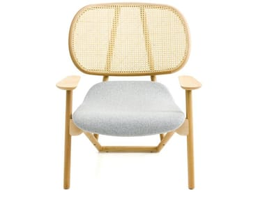 Easy chair with Vienna cane back KLARA | Easy chair