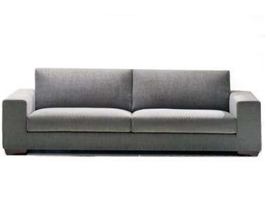 3 seater cotton sofa KOLB | Sofa