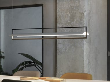 LED pendant lamp KONTUR 6436