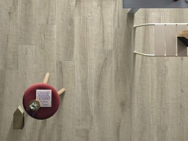 Pavimento in gres porcellanato effetto legno KUNI A