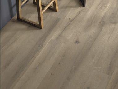 Pavimento in gres porcellanato effetto legno KUNI BS