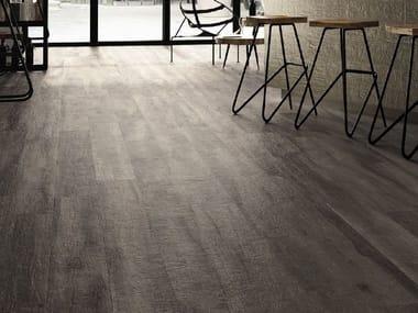 Pavimento in gres porcellanato effetto legno KUNI TS