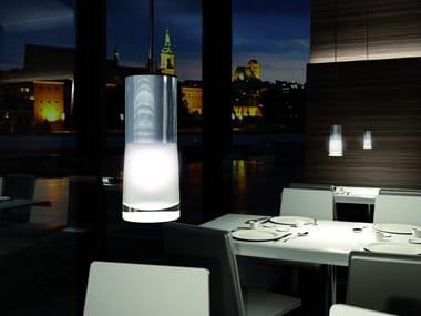 LED PMMA pendant lamp KUPP 6314