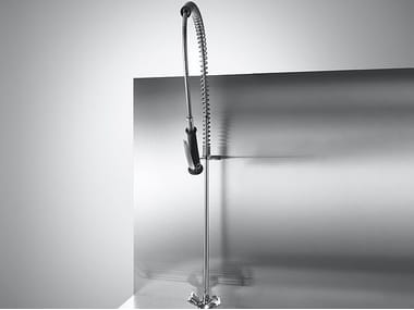 Professional kitchen mixer tap with spray KWC GASTRO | Kitchen mixer tap with spray