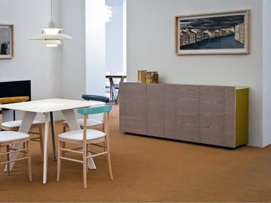 Solid wood sideboard L31 | Sideboard