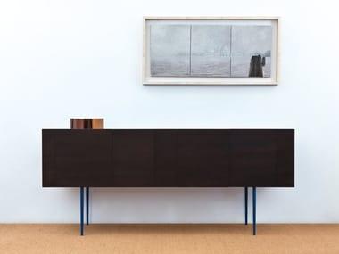 Solid wood sideboard L31 | Sideboard with doors