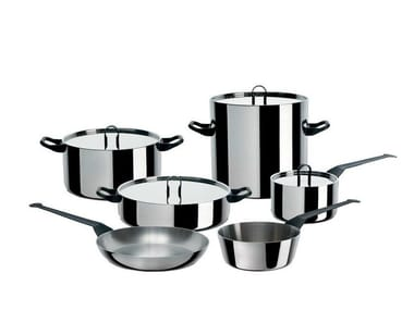 Steel Cookware set LA CINTURA DI ORIONE | Steel Cookware set