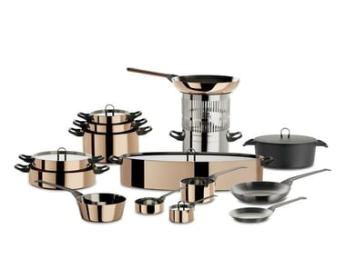 Cookware set LA CINTURA DI ORIONE | Copper Cookware set