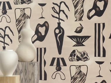 Nonwoven wallpaper COLLECTION DU PEINTRE