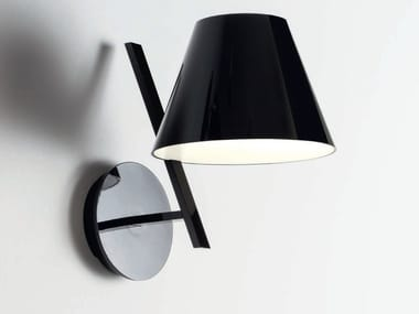 Lampada da parete a LED a luce diretta in policarbonato LA PETITE | Lampada da parete