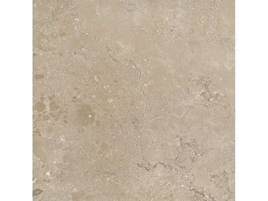 Pavimento/rivestimento in gres porcellanato effetto pietra LAGOS SAND
