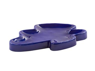 Ceramic tray LAKE BIG