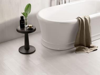 Pavimento/rivestimento in gres porcellanato effetto legno LAKEWOOD WHITE