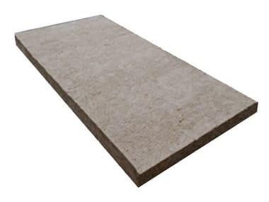 Rock wool Thermal insulation panel LANA DI ROCCIA