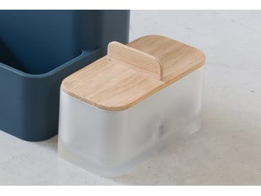 Polyurethane gel storage box LANDSCAPE CUP