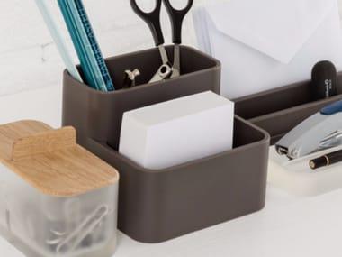 Polyurethane gel storage box LANDSCAPE DOUBLE CUP