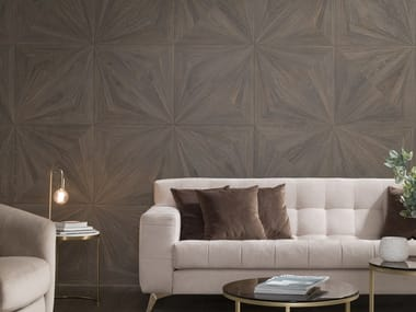Ceramic wall tiles with wood effect LAOS