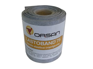 Elastomer SEBS strip and not propylene. LASTOBAND