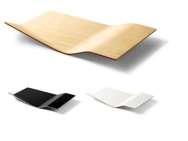 Rectangular plywood tray LASTU
