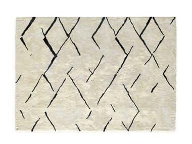 Linen rug LATEREM
