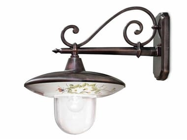 Ceramic Outdoor wall Lamp LATINA | Ceramic Outdoor wall Lamp