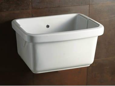 Laundry 50x60 lavatoio collezione laundry by alice ceramica Lavadero ceramica