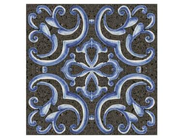 Wall/floor tiles LAVA STONE LUX VIOLET