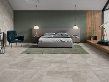 Porcelain stoneware wall/floor tiles with stone effect LAVASTONE