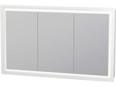 Mirror with integrated lighting LC 7653 | Wall-mounted mirror
