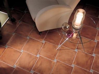 Pavimento in gres porcellanato effetto cotto LE MASSERIE TORRE PINTA