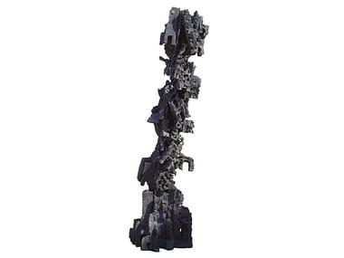 Scultura in alluminio LE SEDIE