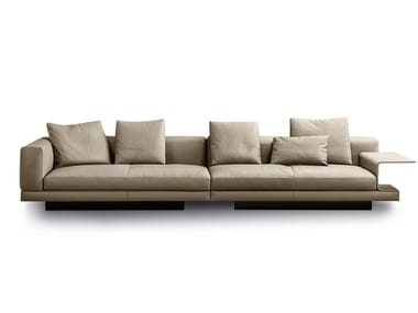 Sectional leather sofa CONNERY | Leather sofa