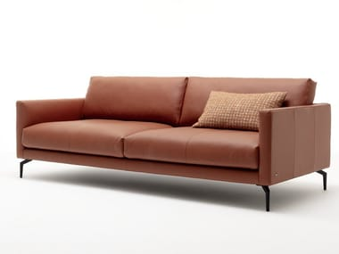 Leather sofa ROLF BENZ 333 JOLA | Leather sofa