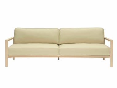 Leather sofa LING | Leather sofa