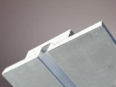 Gypsum Linear lighting profile for LED modules LED 014