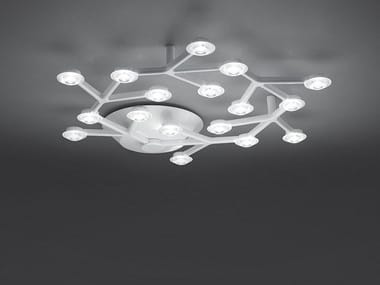 LED direct light ceiling lamp LED NET CIRCLE | Ceiling lamp