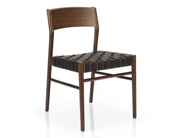 Sedia in legno massello LEONOR M925 TW