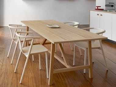 Rectangular dining table LEPIC | Rectangular table