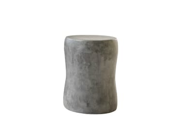 Concrete and cement-Based materials side table LES ENFANTS | Concrete and cement-Based materials coffee table