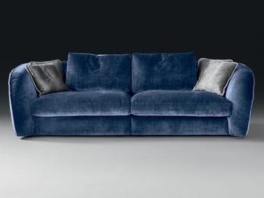 Sofá secional modular de tecido LEVANTE | Sofá com estojo removível