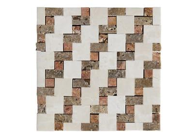Marble mosaic LEVIGATI A MANO 01