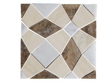 Marble mosaic LEVIGATI A MANO 04