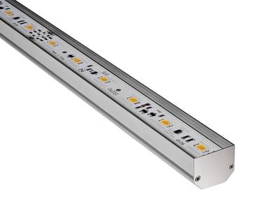 Profilo lineare per esterno in alluminio LF02 | Profilo lineare per esterno