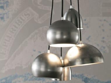 Lampada a sospensione a luce diretta LH19